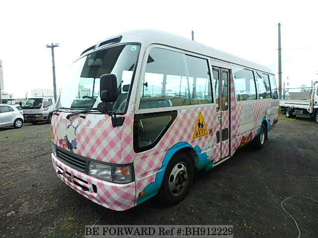 Used 2007 TOYOTA COASTER BH912229 for Sale
