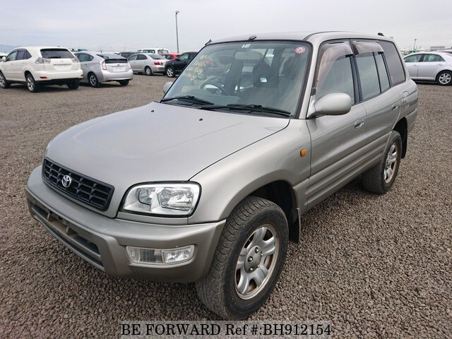 Used 1998 TOYOTA RAV4 BH912154 for Sale