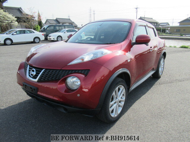 Used 2010 NISSAN JUKE BH915614 for Sale