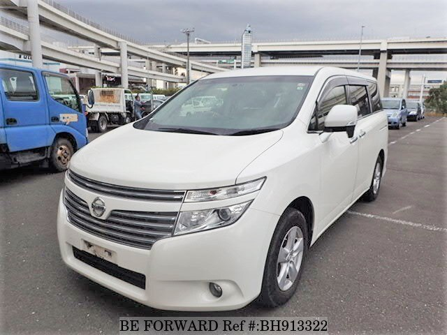 Used 2012 NISSAN ELGRAND BH913322 for Sale