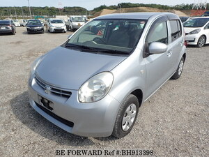 Used 2010 TOYOTA PASSO BH913398 for Sale