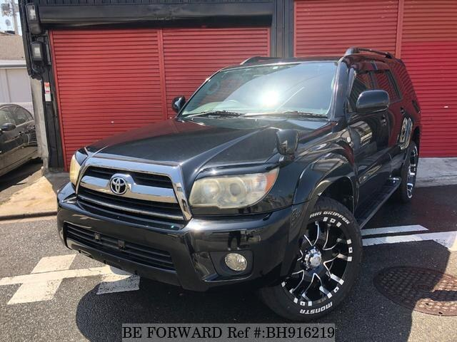 Used 2007 TOYOTA HILUX SURF BH916219 for Sale