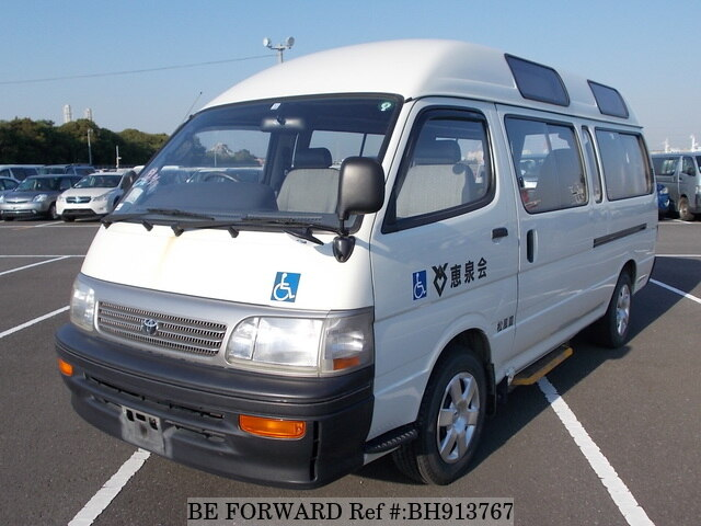 Used 1995 TOYOTA HIACE COMMUTER BH913767 for Sale