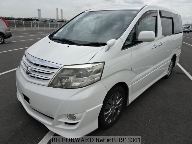 Used 2006 TOYOTA ALPHARD BH913361 for Sale