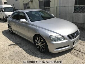 Used 2007 TOYOTA MARK X BH916793 for Sale
