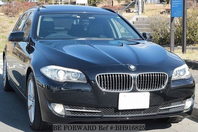 Used 2012 BMW 5 SERIES BH916825 for Sale