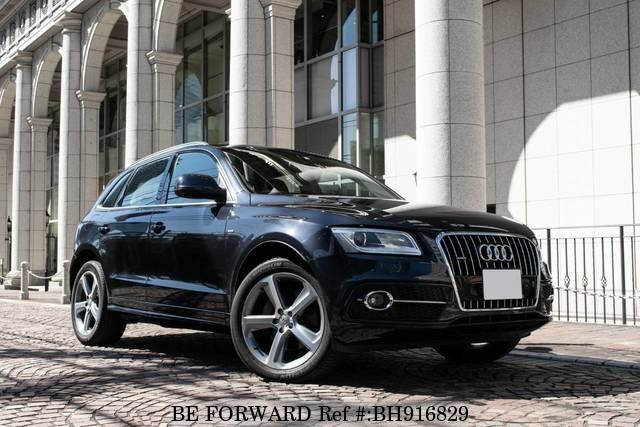 Used 2012 AUDI Q5 BH916829 for Sale