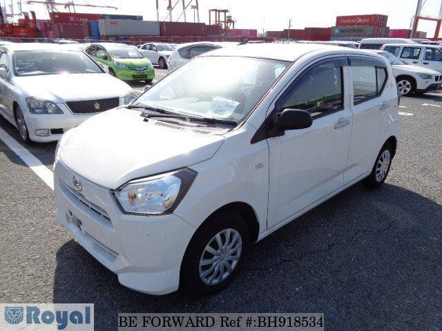 Used 2018 DAIHATSU MIRA ES BH918534 for Sale