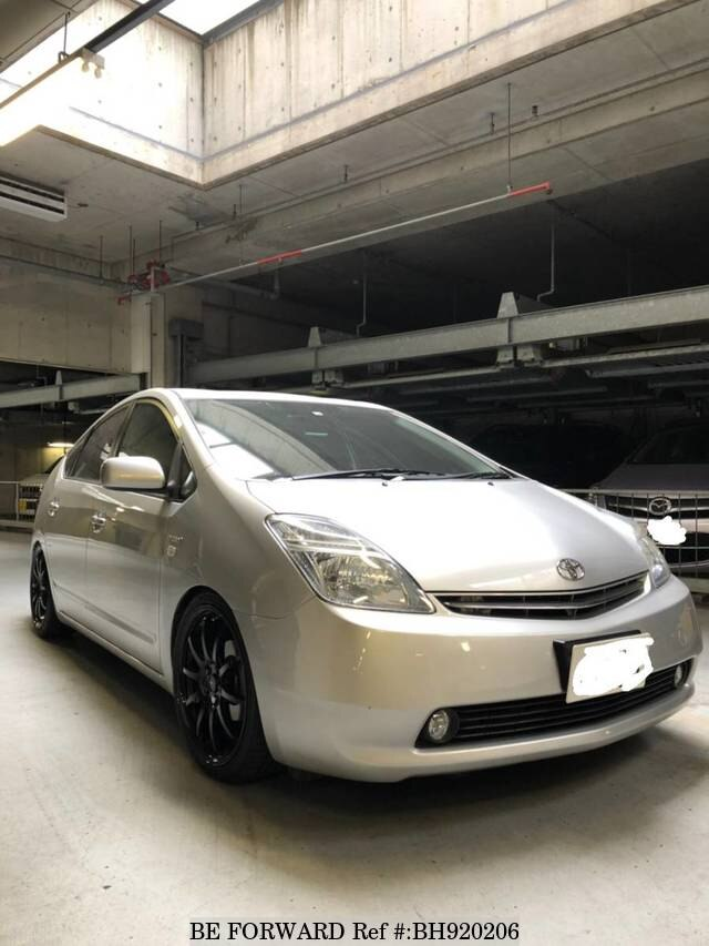 Used 2007 TOYOTA PRIUS BH920206 for Sale
