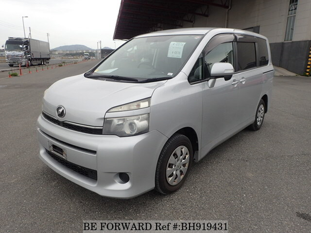 Used 2010 TOYOTA VOXY BH919431 for Sale