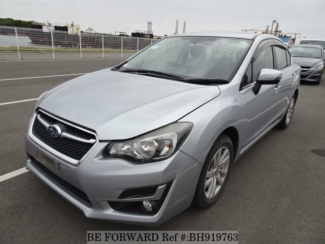 Used 2016 SUBARU IMPREZA G4 BH919763 for Sale
