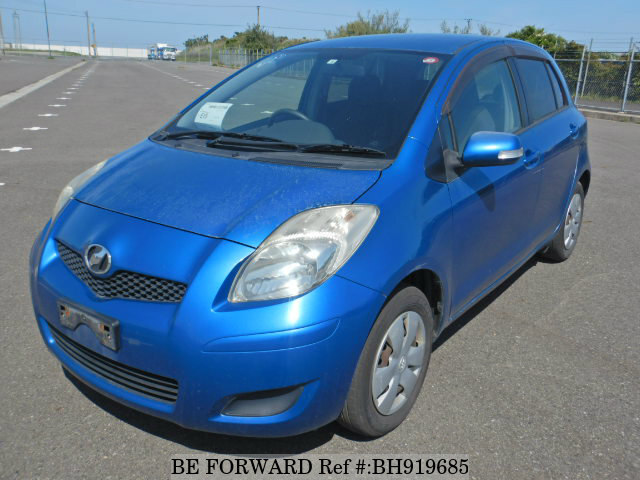 Used 2008 TOYOTA VITZ BH919685 for Sale