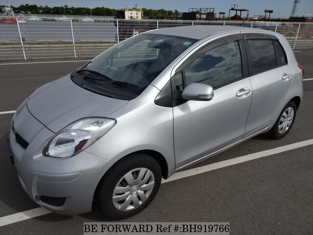 Used 2010 TOYOTA VITZ BH919766 for Sale