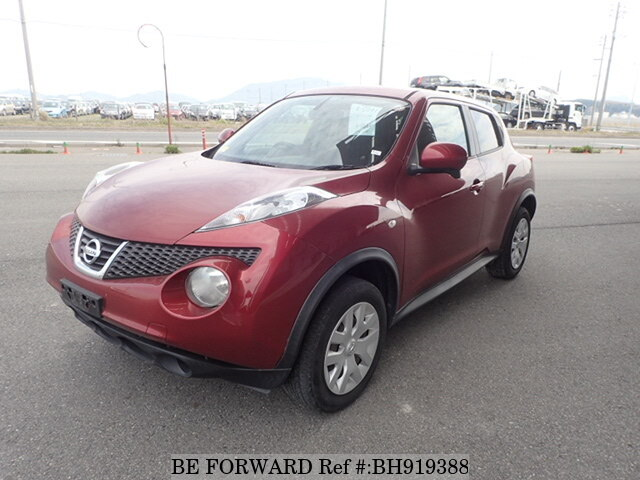 Used 2010 NISSAN JUKE BH919388 for Sale
