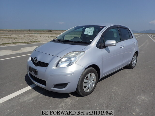 Used 2008 TOYOTA VITZ BH919543 for Sale
