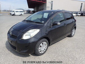 Used 2010 TOYOTA VITZ BH919455 for Sale