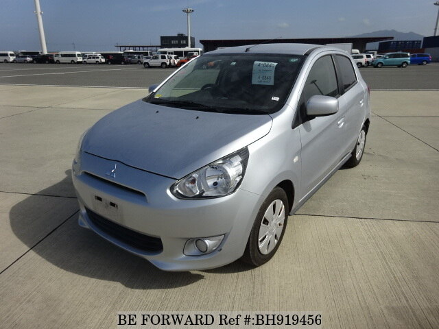 Used 2013 MITSUBISHI MIRAGE BH919456 for Sale