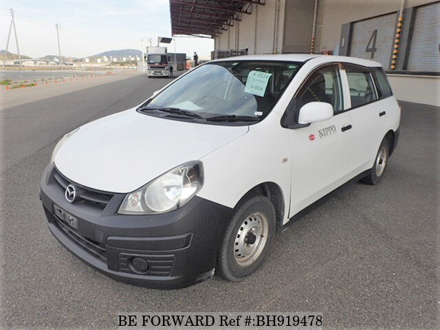 Used 2014 MAZDA FAMILIA VAN BH919478 for Sale