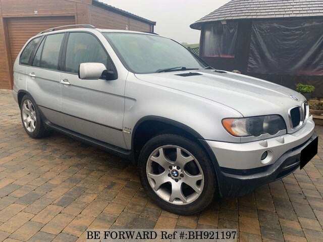 Used 2003 BMW X5 BH921197 for Sale