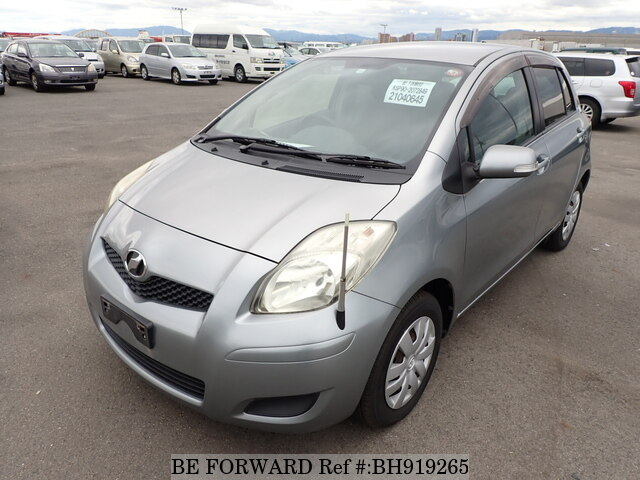 Used 2008 TOYOTA VITZ BH919265 for Sale