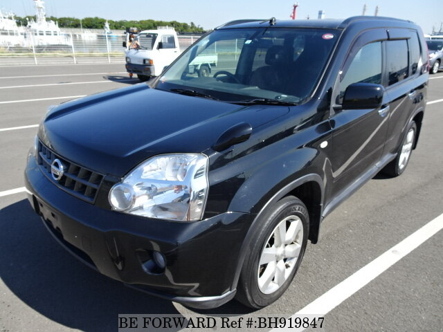 Used 2010 NISSAN X-TRAIL BH919847 for Sale