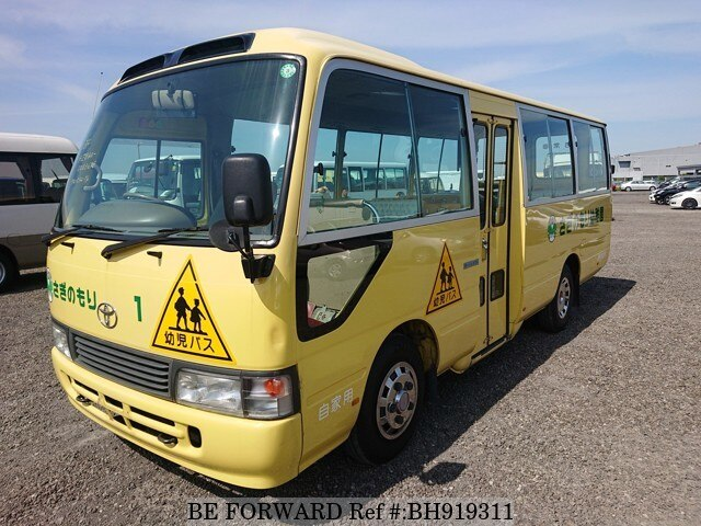 Used 1998 TOYOTA COASTER BH919311 for Sale