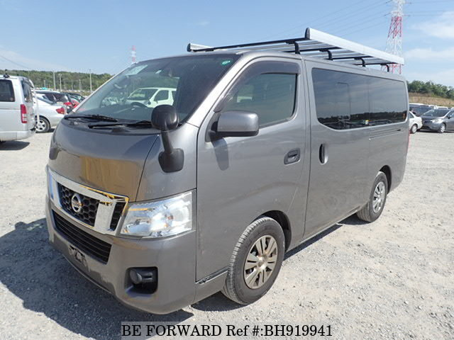 Used 2016 NISSAN CARAVAN VAN BH919941 for Sale