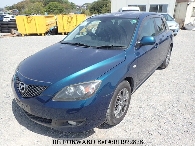 Used 2007 MAZDA AXELA SPORT BH922828 for Sale