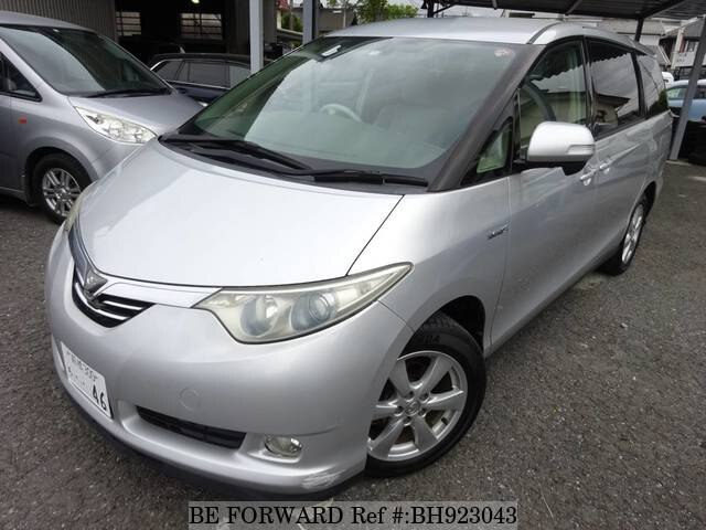 Used 2006 TOYOTA ESTIMA HYBRID BH923043 for Sale