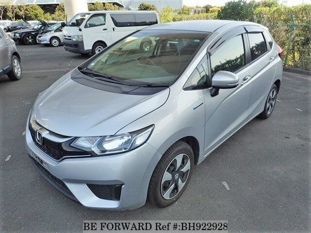 Used 2016 HONDA FIT HYBRID BH922928 for Sale