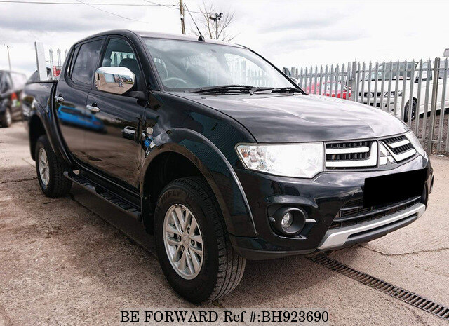 Used 2014 MITSUBISHI L200 BH923690 for Sale