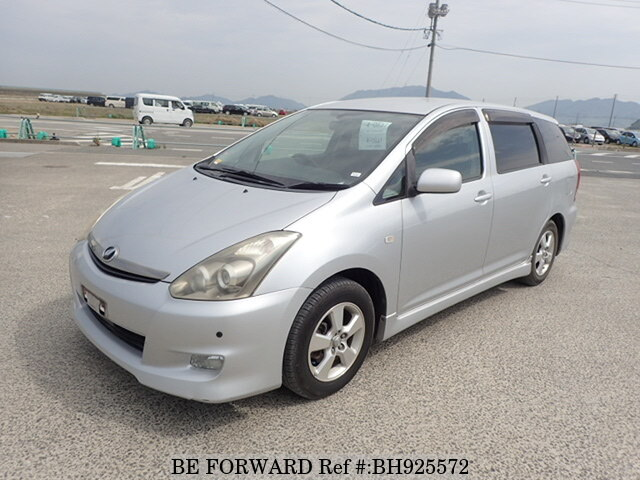 Used 2006 TOYOTA WISH BH925572 for Sale
