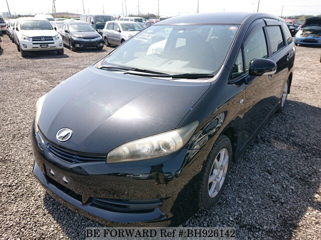 Used 2010 TOYOTA WISH BH926142 for Sale