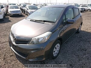 Used 2013 TOYOTA VITZ BH926152 for Sale