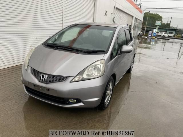 Used 2010 HONDA FIT BH926287 for Sale
