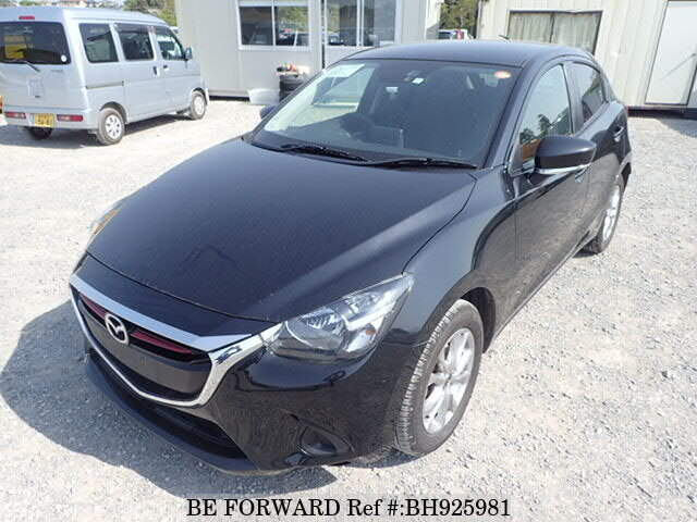 Used 2016 MAZDA DEMIO BH925981 for Sale