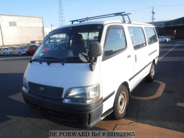 Used 1999 TOYOTA HIACE WAGON BH929965 for Sale