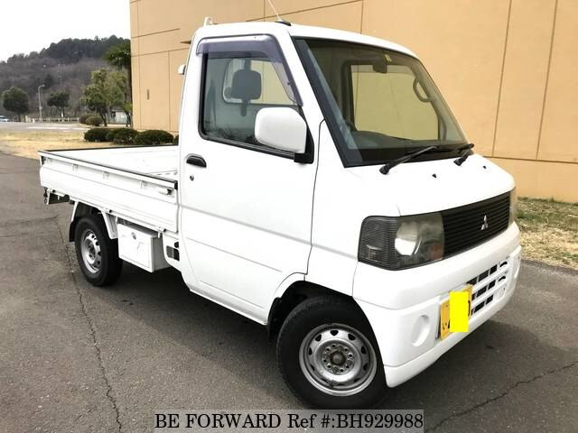 Used 2005 MITSUBISHI MINICAB TRUCK BH929988 for Sale