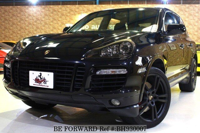 Used 2008 PORSCHE CAYENNE BH930007 for Sale