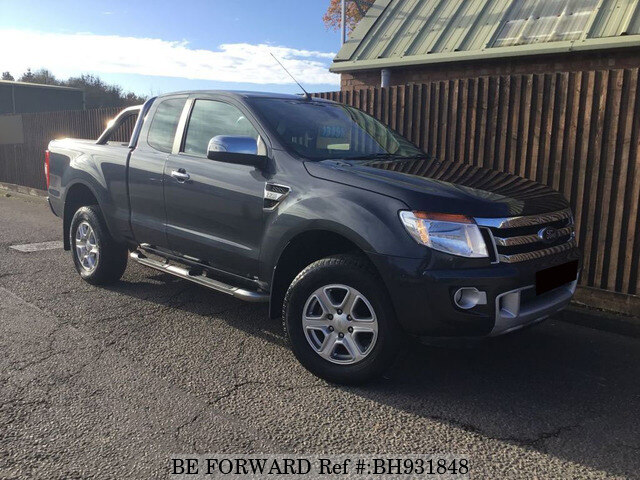 Used 2013 FORD RANGER BH931848 for Sale
