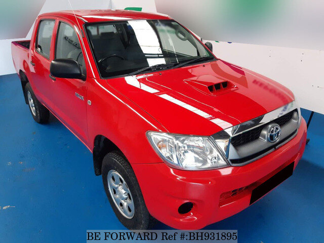 Used 2009 TOYOTA HILUX BH931895 for Sale