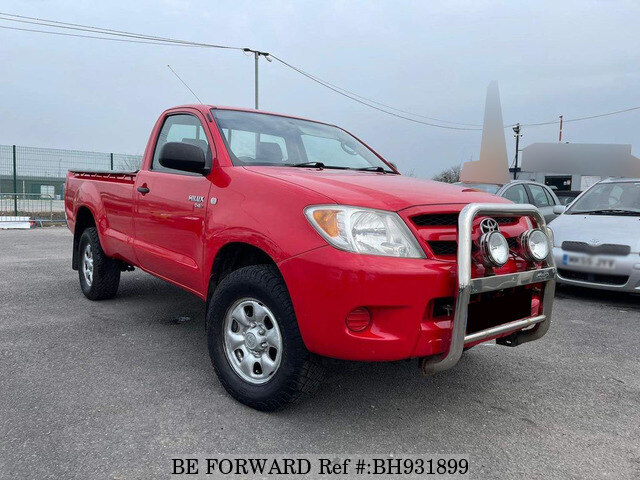 Used 2006 TOYOTA HILUX BH931899 for Sale