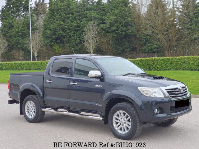 Used 2013 TOYOTA HILUX BH931926 for Sale