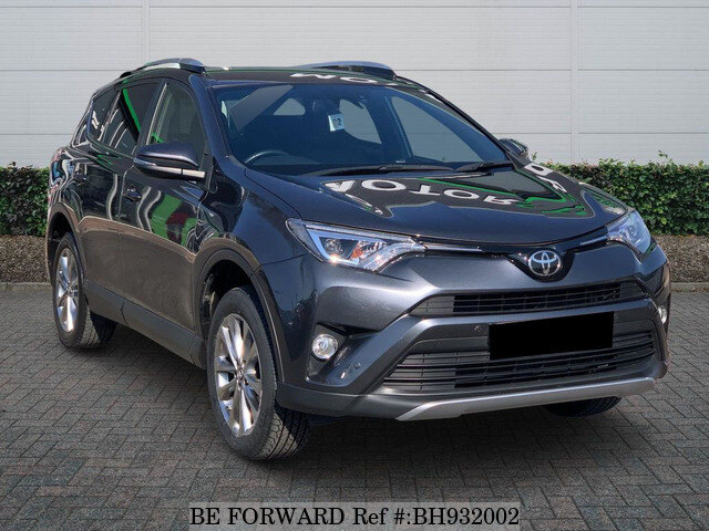 Used 2017 TOYOTA RAV4 BH932002 for Sale
