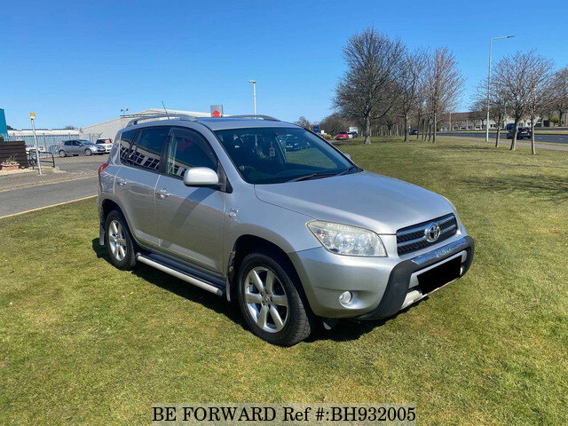 Used 2008 TOYOTA RAV4 BH932005 for Sale