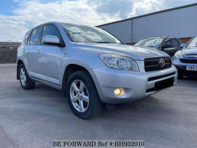 Used 2007 TOYOTA RAV4 BH932010 for Sale