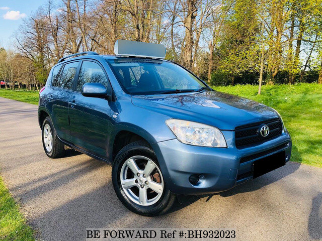 Used 2007 TOYOTA RAV4 BH932023 for Sale