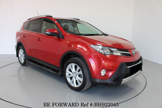 Used 2013 TOYOTA RAV4 BH932045 for Sale