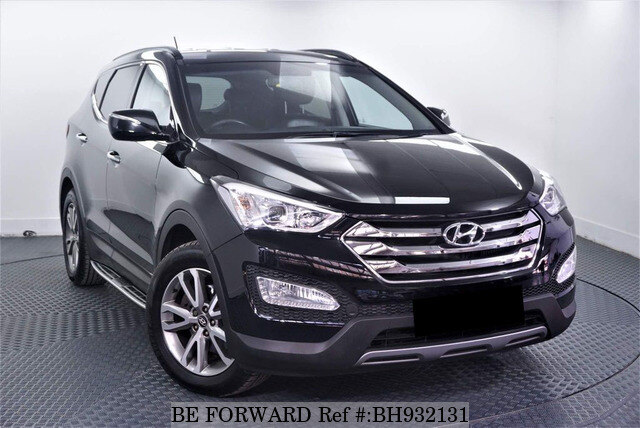 Used 2013 HYUNDAI SANTA FE BH932131 for Sale