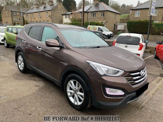 Used 2013 HYUNDAI SANTA FE BH932137 for Sale
